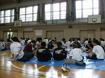 第141回は、5月9日、貝塚市立第4中学校様でした。_e0180838_17192556.jpg