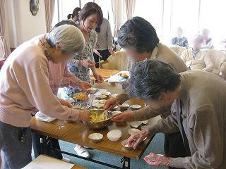 日本料理<アクティブライフ芦屋>_c0107602_15124837.jpg