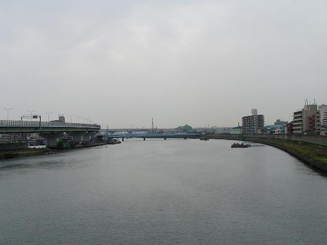 淀川の景色は、川崎に似ていて。_c0004568_23291729.jpg