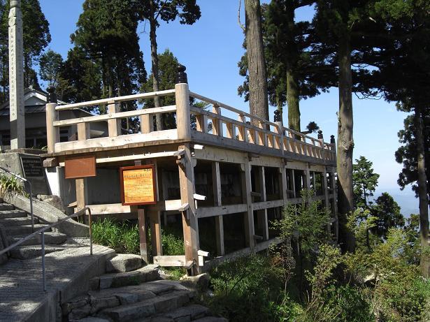 野呂山の弘法寺に清水の舞台があるってホント (⌒ο⌒)¶_e0175370_18222924.jpg