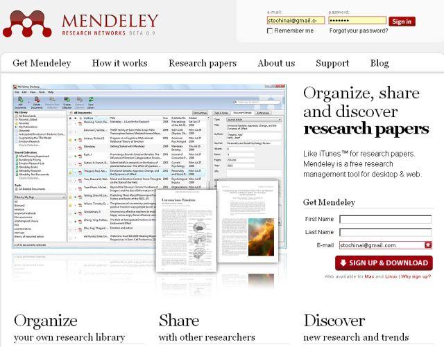SNS的な共有もできる文献整理フリーソフトMendeley_c0025115_209936.jpg