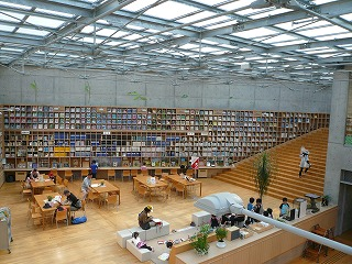 建築探訪 ぐんま昆虫の森_a0130926_1531848.jpg