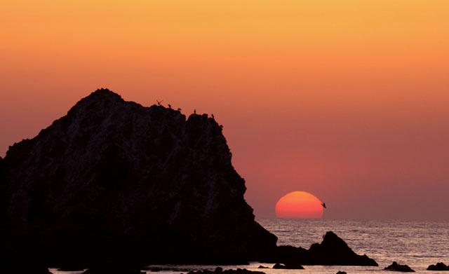 壁島の夕陽_d0074828_2134171.jpg