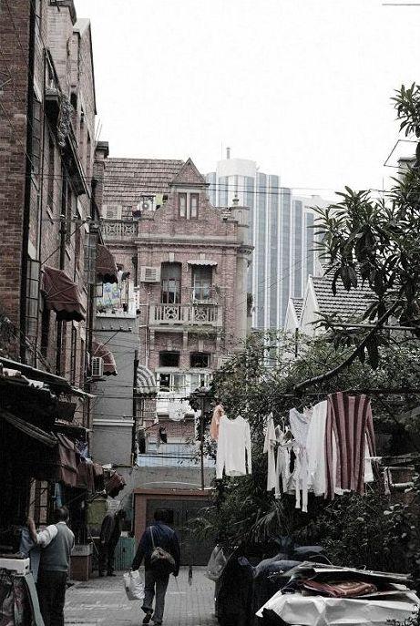 ■上海固有の建築様式(弄堂)_e0094583_10143015.jpg