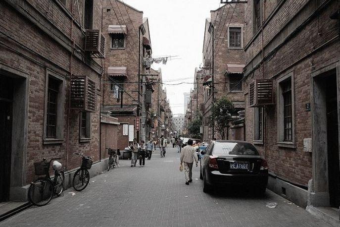 ■上海固有の建築様式(弄堂)_e0094583_10144146.jpg