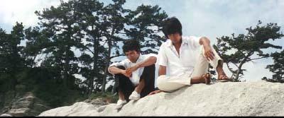 藤田敏八監督『八月の濡れた砂』(日活映画)その2_f0147840_22535241.jpg