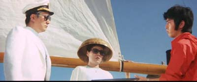 藤田敏八監督『八月の濡れた砂』(日活映画)その2_f0147840_2347409.jpg