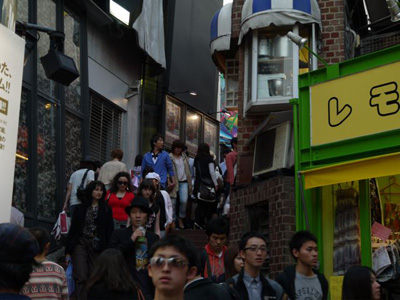 渋谷スペイン坂、九份の階段界隈_e0192242_11561990.jpg