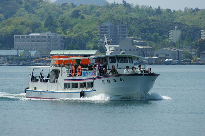 舞鶴港遊覧船