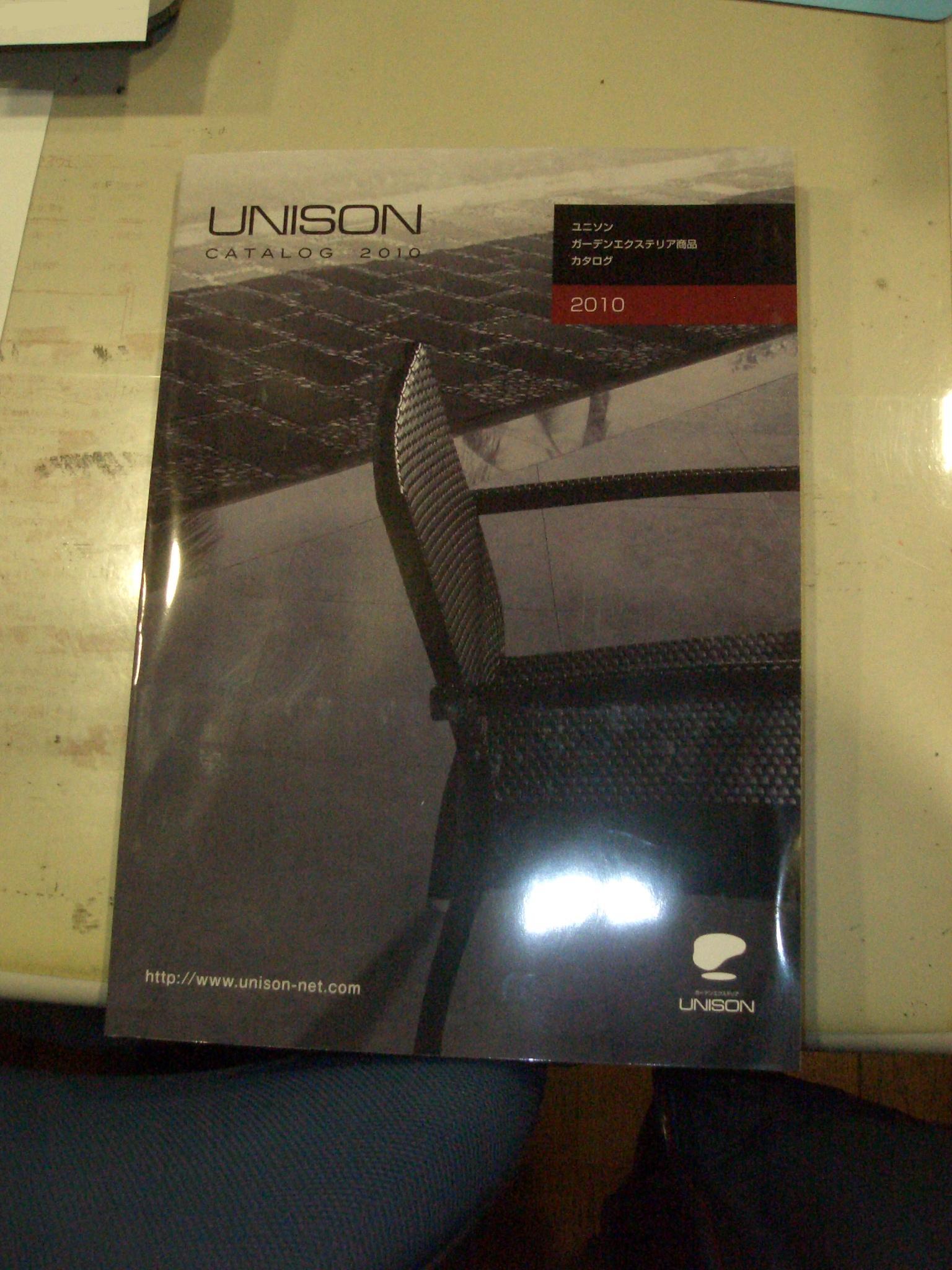 UNISON 新カタログ♪_e0128446_13351813.jpg