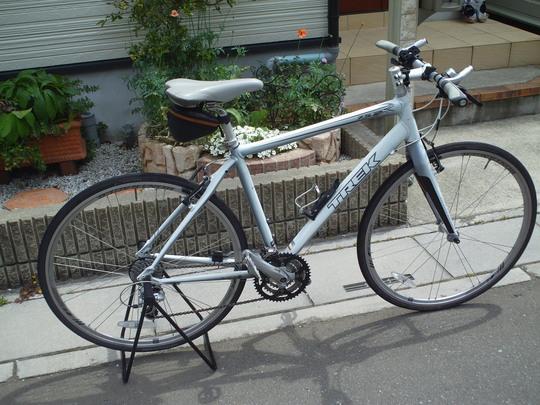 クロスバイクと一緒に購入するもの : Rambling