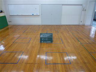 小学校の床改修工事_c0131666_20221183.jpg