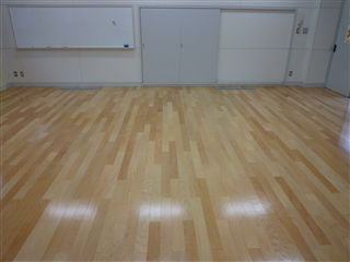 小学校の床改修工事_c0131666_20242791.jpg
