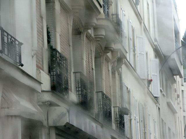 雨の日も又〜♪桐の花が見事〜♪♪(パリ17区ーフランス)_f0119071_727988.jpg
