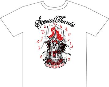 SpecialThanksのNEW Tシャツ予約受付開始!【KOGA RECORDS】_b0154973_2031442.jpg