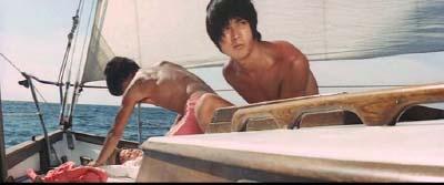 藤田敏八監督『八月の濡れた砂』(日活映画)その2_f0147840_022944.jpg