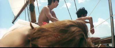 藤田敏八監督『八月の濡れた砂』(日活映画)その2_f0147840_025754.jpg