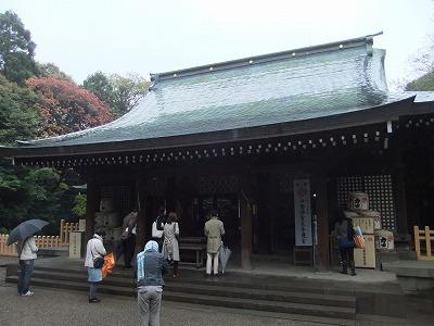 さいたま探訪(6)~武蔵一宮氷川神社_e0173645_0105437.jpg