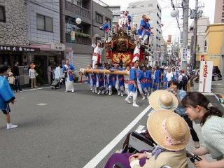 だんじり祭<アクティブライフ神戸>_c0107602_13134065.jpg