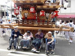 だんじり祭<アクティブライフ神戸>_c0107602_13135898.jpg