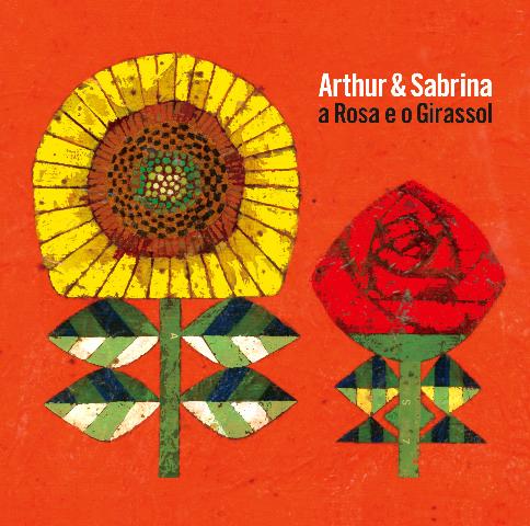 Arthur&Sabrina 『a Rosa e o Girassol』_e0168407_19292382.jpg