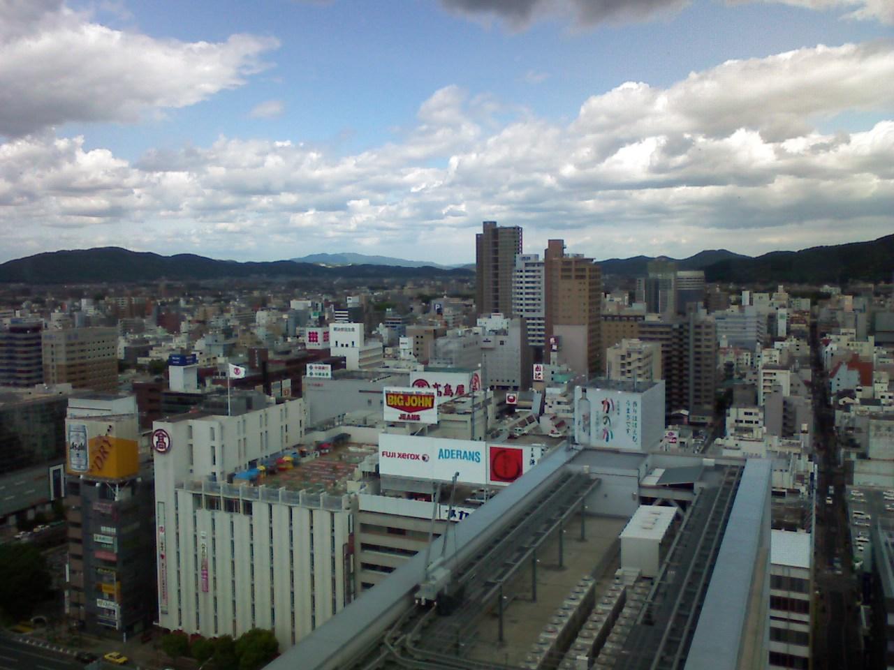 晴れの日岡山_f0192307_14433794.jpg