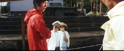 藤田敏八監督『八月の濡れた砂』(日活映画)その4_f0147840_2255743.jpg