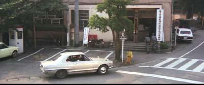 藤田敏八監督『八月の濡れた砂』(日活映画)その4_f0147840_23253813.jpg