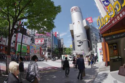 5月14日(金)今日の渋谷109前交差点_b0056983_12172956.jpg