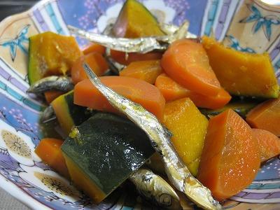 野菜と豚肉炒めたん♪_f0116812_9233422.jpg