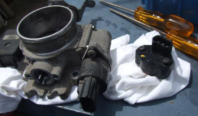 TJ ラングラー エンジン不調_b0123820_1135375.jpg