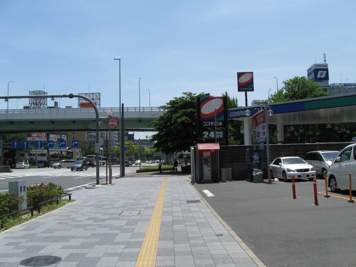 当センターまでの道順 ~地下鉄伏見駅から~_e0180752_18141573.jpg