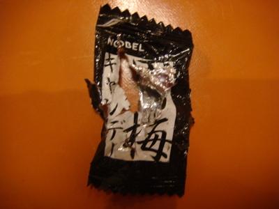 2010.5.15  茶々 男梅_a0083571_00321.jpg