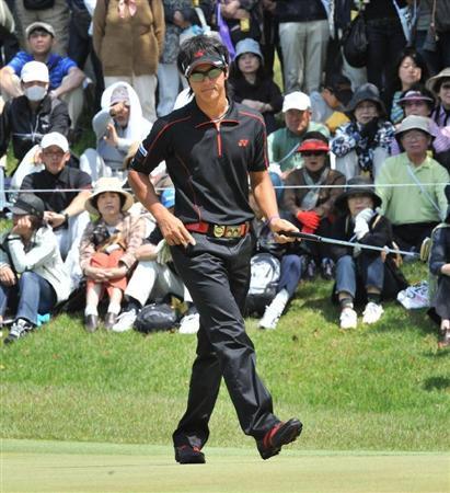 日本プロゴルフ選手権。_e0173897_1148452.jpg