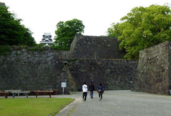 熊本城 石垣の城_e0048413_22103312.jpg