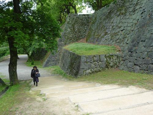熊本城 石垣の城_e0048413_22112573.jpg