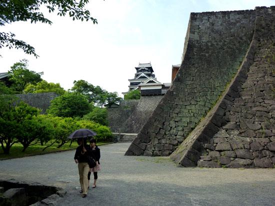 熊本城 石垣の城_e0048413_22113965.jpg