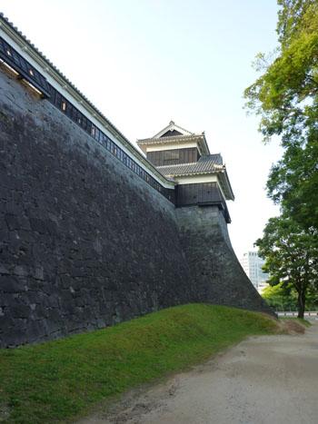 熊本城 石垣の城_e0048413_22115483.jpg