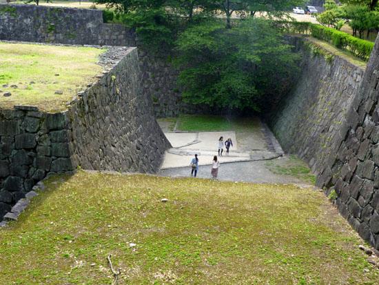 熊本城 石垣の城_e0048413_2211550.jpg