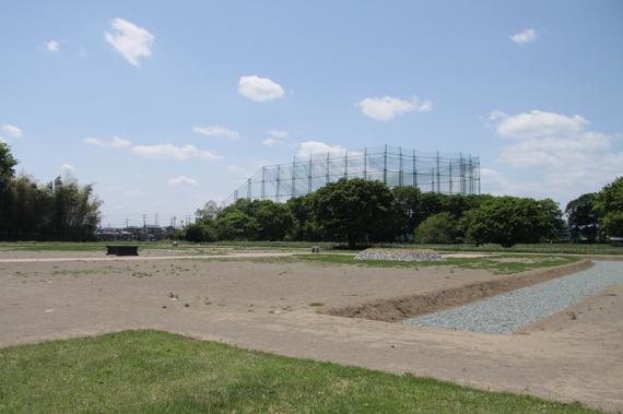 史跡めぐりと公園のハシゴ^▽^_e0071225_11245260.jpg