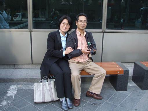 韓国旅行 その1 ソウル南山公園_f0019498_18453855.jpg