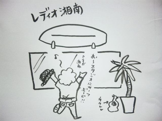 レディオ湘南 _f0115311_2235545.jpg