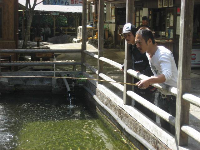 岐阜ツ~☆長良川遡上の旅・レポート_a0169121_2102787.jpg