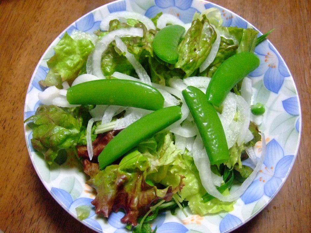 野菜づくしの食卓....健康になりますか?_b0137932_1843199.jpg