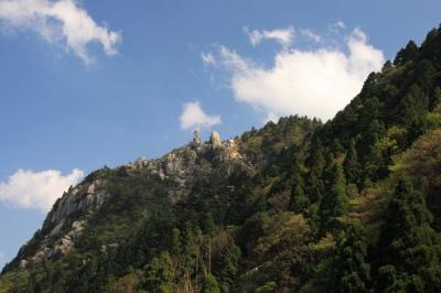 国見岳から藤内小屋へ_d0055236_9534168.jpg