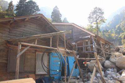 国見岳から藤内小屋へ_d0055236_9542412.jpg