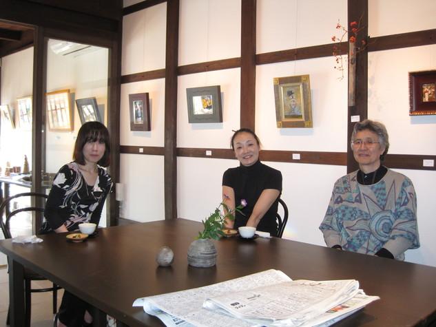 「一日陶芸教室」~二日目_f0233340_19182081.jpg
