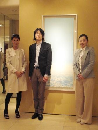 日本画の新しい担い手、阪本トクロウ展_a0138976_1902441.jpg
