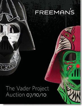 Freeman\'s THE VADER PROJECT Auction Catalog_c0155077_15385479.jpg