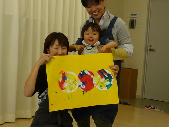 はじめての造形親子教室〜4月の様子_f0215199_17371994.jpg